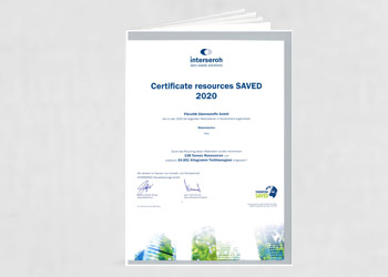 Certificate resources saved